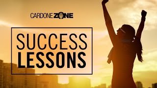 Success Lessons - CardoneZone