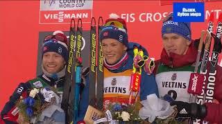 Нас бьют, а мы крепчаем. Лыжники и биатлонисты даже под давлением берут медали!