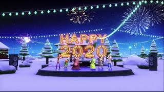 We Wish You a Very Happy 2020