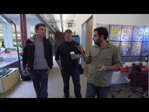 """Dan Rather Reports, """"Dev Boot Camp"""""""