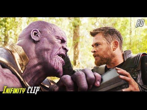 Infinity War: THOR VS THANOS [HD] En Español Latino