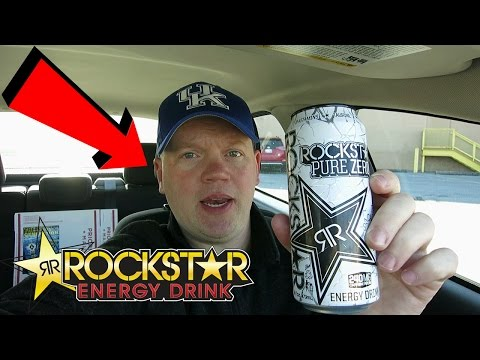 Reed Reviews Rockstar Pure Zero