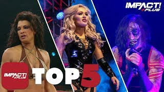 5 GREATEST Knockouts Debuts in IMPACT Wrestling History | IMPACT Plus Top 5