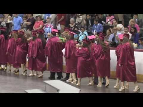 Hillsborough High School Class of 2016 Graduation