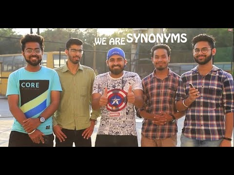 SYNONYMS - A SMALL INTRODUCTION OF OUR CHANNEL - TOGETHER WE CAN - LIKE*SHARE*SUBSCRIBE