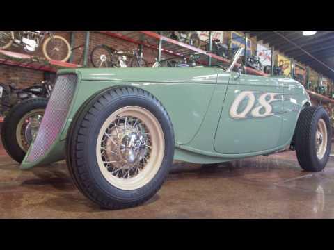 Steve Magnante Ponders Hot Rod Wheels and Tires