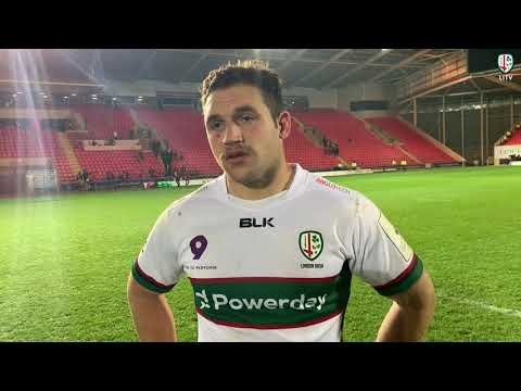 REACTION | Scarlets (A) European Rugby Challenge Cup 16/11/19