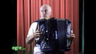Francisco Alegre – paso doble – accordéon solo.