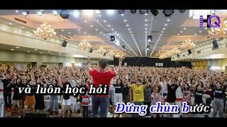 Đánh Thức Sự Giàu Có - Quốc Kazi - Karaoke ( Beat chuẩn )