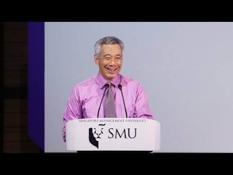 Opening of the School of Law at Singapore Management University
