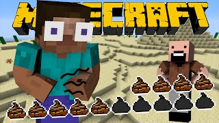 If a Poop Bar was Added to Minecraft thumbnail