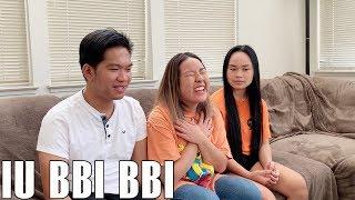 IU (아이유)- BBI BBI (Reaction Video)