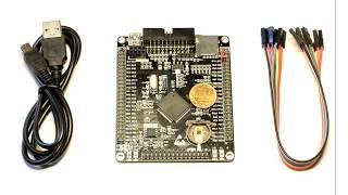 Какую плату купить для обучения программированию микроконтроллеров? Рассмотрим «STM32_F4VE».