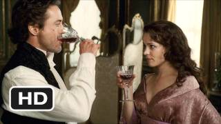 Sherlock Holmes #7 Movie CLIP - Let It Breathe (2009) HD