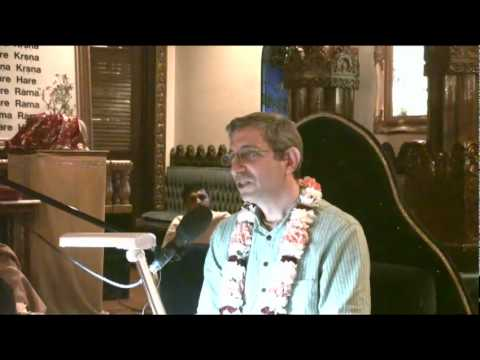 Lecture - Braja Bihari das - Sunday Feast - Karma and Earth Day