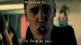 Justin Bieber - As Long As You Love Me (Ft. Big Sean) Lyrics/Letra en Español ▻MÓVIL: goo.gl/KAW7KG