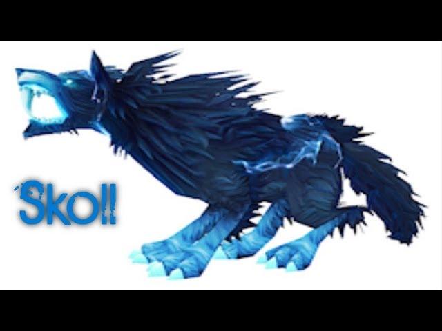 Skoll Wow Rare Hunters Pet Guide Youtube