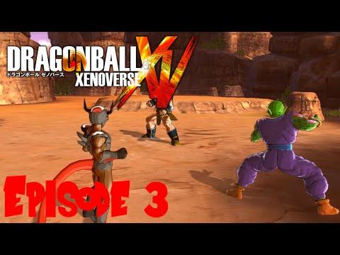 Dragon Ball Xenoverse : Episode 3 : GOD DAMN IT NAPPA!!!
