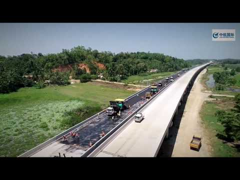 Extension Of Southern Expressway Project Sec-1 Matara To Beliatta Progress At End Of February 2019