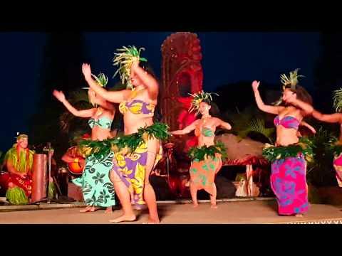 Chief's Luau at Sea Life Park Hawaii 2017-09-04, 4K
