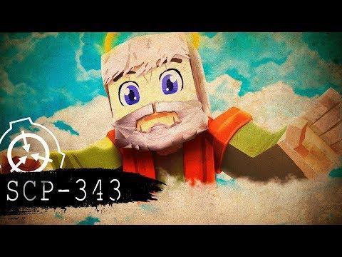 "Minecraft SCP Training Camp! - SCP-343 ""GOD"" [S2E7.5]"