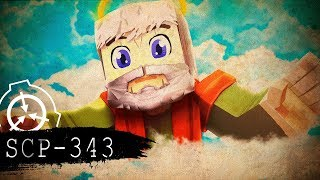 "Minecraft SCP Training Camp! - SCP-343 ""GOD"" [S2E7.5]"