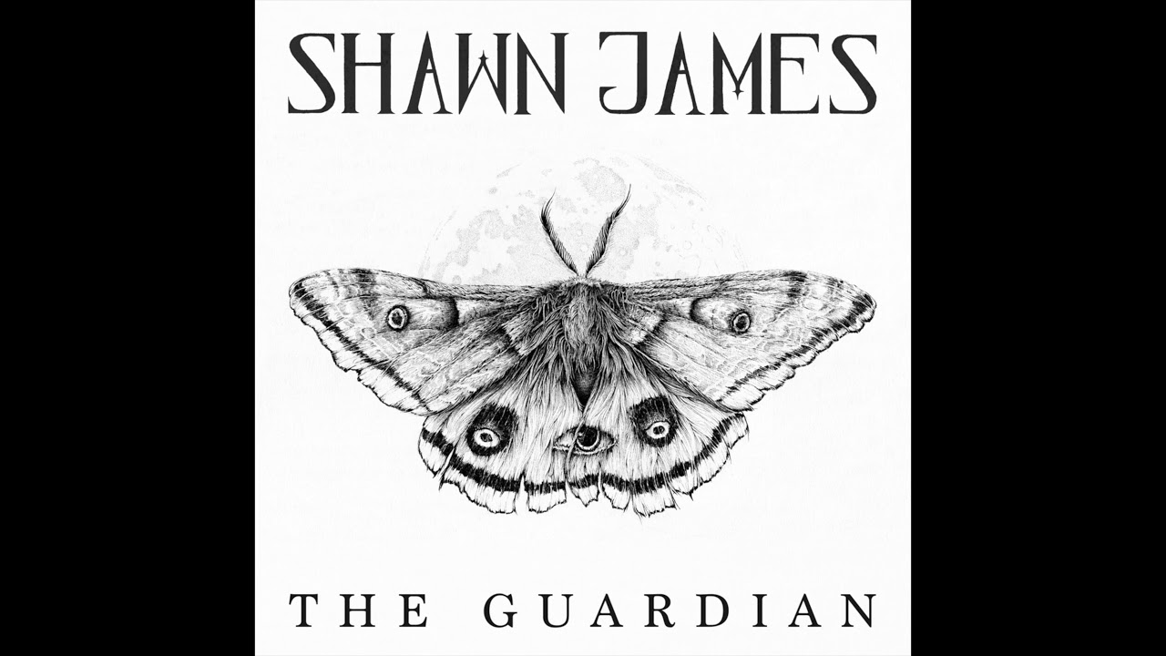 Shawn James The Guardian Keychain
