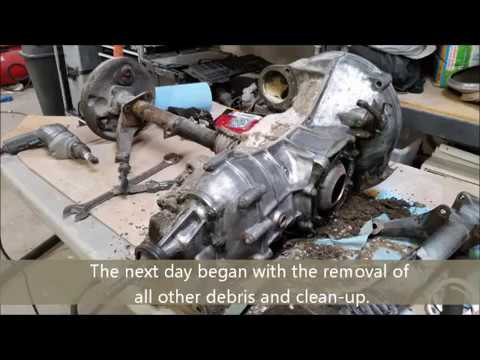 Ghia Project Chapter 4 Transmission Replacement UPDATED
