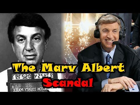 The Shocking Story Of NBA Announcer Marv Albert