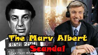 The Shocking Story Of NBA Announcer Marv Albert