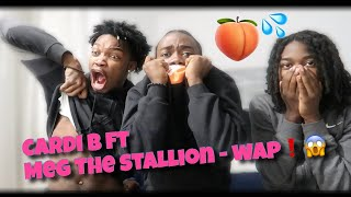 VIDEO OF THE YEAR!! CARDI B FT  MEGAN THEE STALLION - WAP!! OFFICIAL MUSIC VIDEO!! (REACTION)