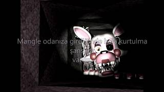 Five Night's At Freddy Mangle Hakkında Teoriler