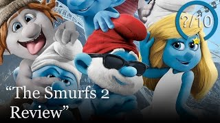 The Smurfs 2 Review (Video Game Video Review)