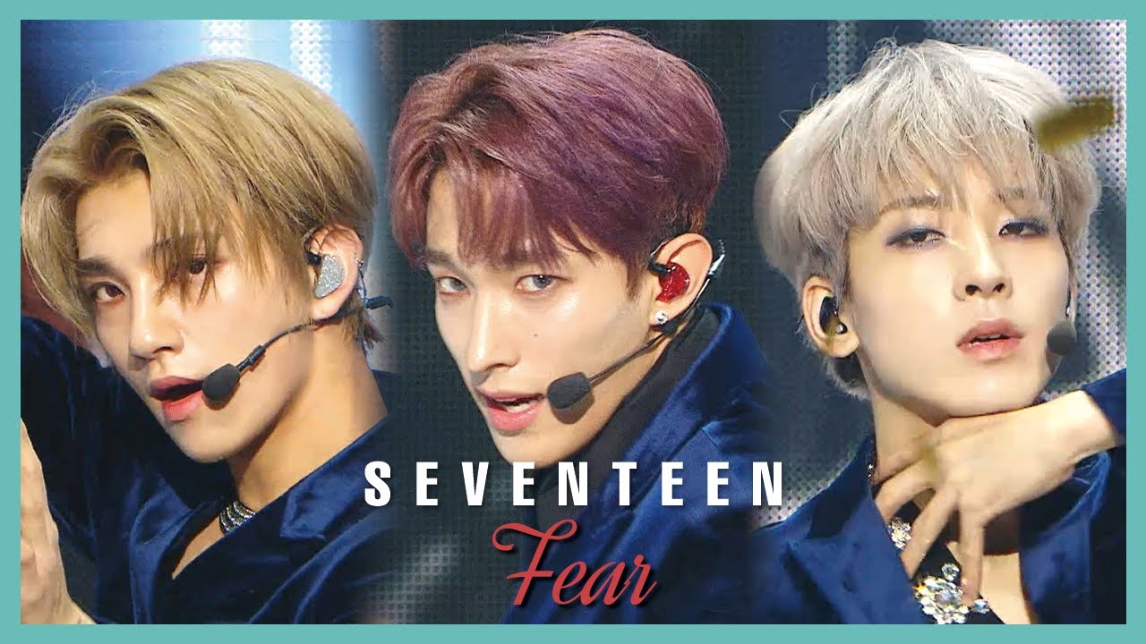 [HOT] SEVENTEEN  - Fear,  세븐틴 - 독: Fear Show Music core 20190928