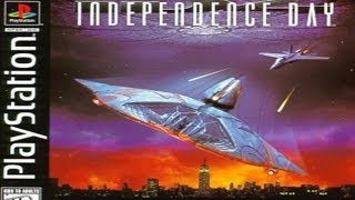 Awful Playstation Games: Independence Day Review