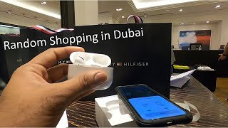 Deira City Center, Dubai   Apple Airpods pro price   Airpods pro unboxing