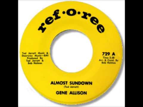 Gene Allison - Almost Sundown 1969