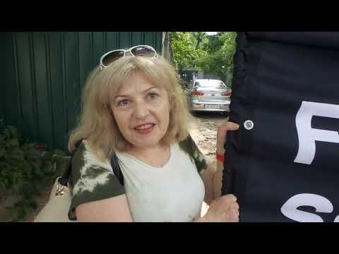Ruslan Kotsaba: Пікет на підтримку Джуліана Ассанджа // 17.06.19, посольство США