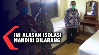 Satgas Covid-19 Kota Malang Larang Pasien Covid Isolasi Mandiri