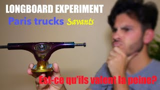 Des trucks forged pour du dancing ? // Longboard Experiment #17