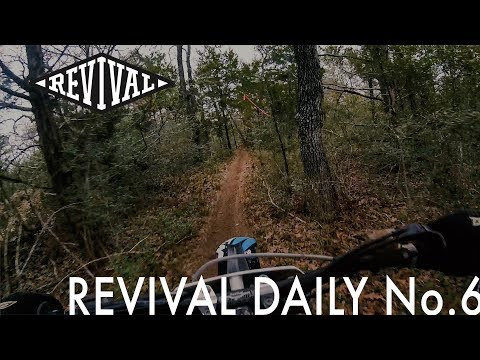 Sore as HELL From Enduro Racing!!! // Revival Daily No. 6