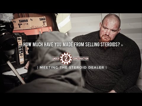 """""""Meeting The Steroid Dealer"""" - Free Documentary Excerpt from Under Construction 2"""
