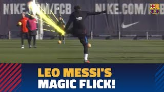 move of the week 13 lionel messis magic flick