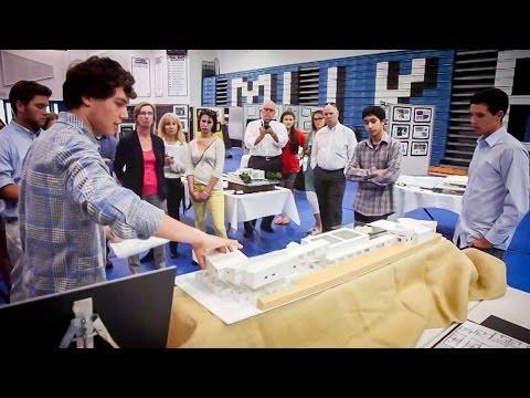 Milken Community High School — Ideal Values, Real-World Success