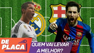 BARCELONA ou REAL MADRID: qual é o TIME da DÉCADA?