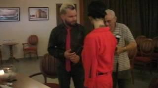 Май 2016. Ларнака. Церемония бракосочетания - 4.