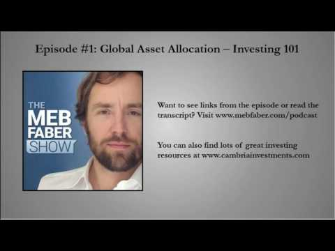 Episode 1 - Global Asset Allocation - Investing 101