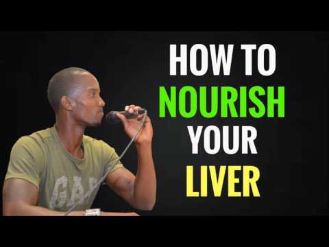 How To Cleanse and Nourish Your Liver