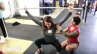 Overhead Squat Therapy thumbnail