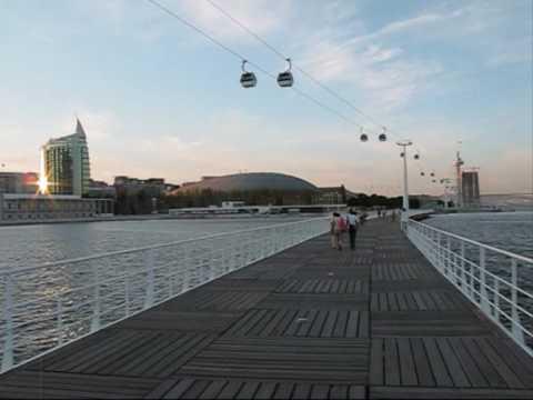 Lisbon Harbour